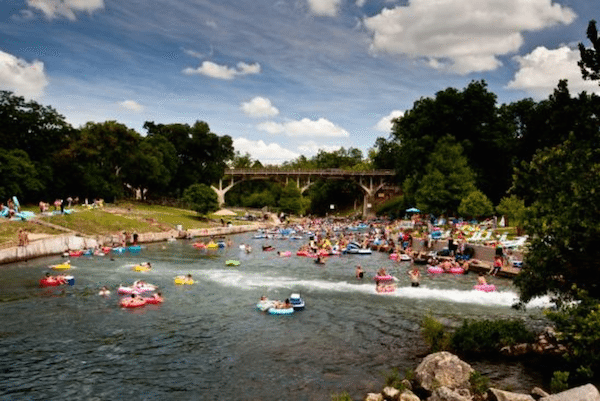 New-Braunfels-Texas