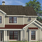 3000+ Sq Ft, 4 Bed, 4 Bath, 2 Story Floor Plan