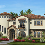 4000+ Sq Ft, 5 Bed, 4 Bath + 2 Half, 2 Story Floor Plan