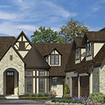 4000+ Sq Ft, 4 Bed, 3.5 Bath, 1.5 Story Floor Plan