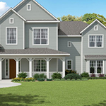 4000+ Sq Ft, 4 Bed, 3.5 Bath, 2 Story Floor Plan