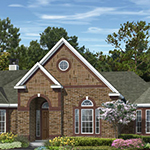 2000+ Sq Ft, 4 Bed, 3 Bath, 1 Story Floor Plan