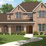 3000+ Sq Ft, 4 Bed, 3.5 Bath, 2 Story Floor Plan