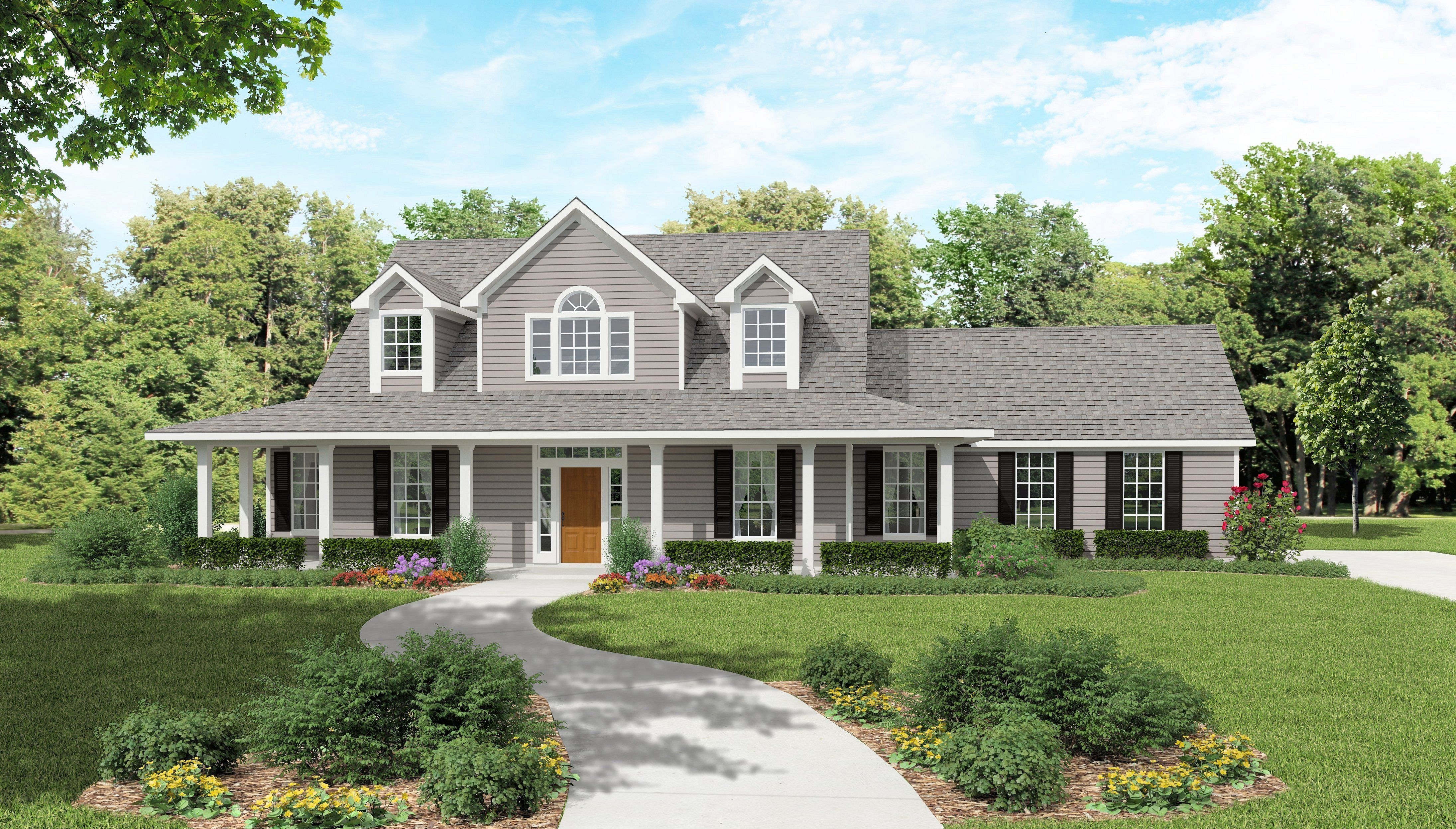 The blakely 2000 plus sq ft house plans design tech homes for 2000 sq ft farmhouse plans