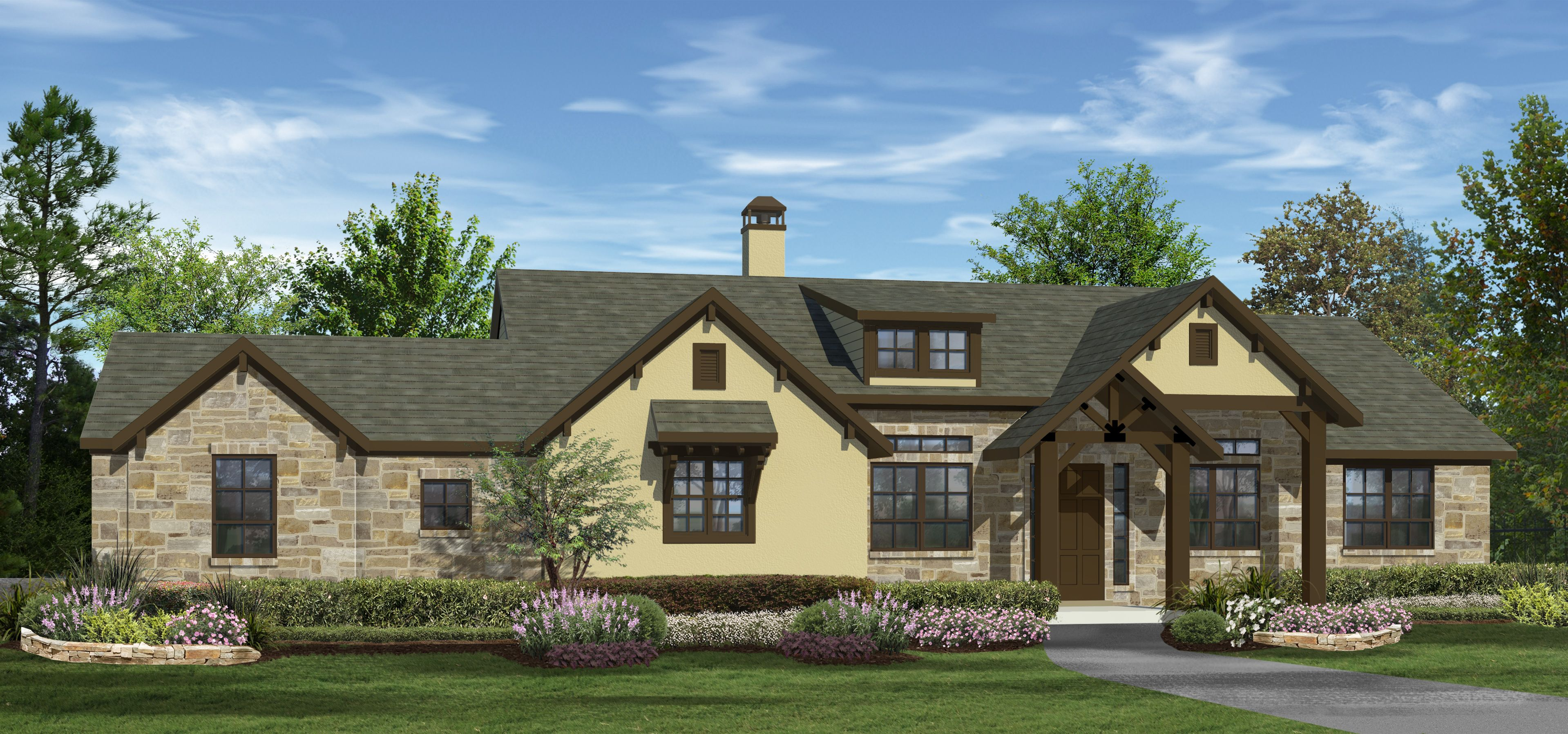 2,400 Sq Ft House Plan