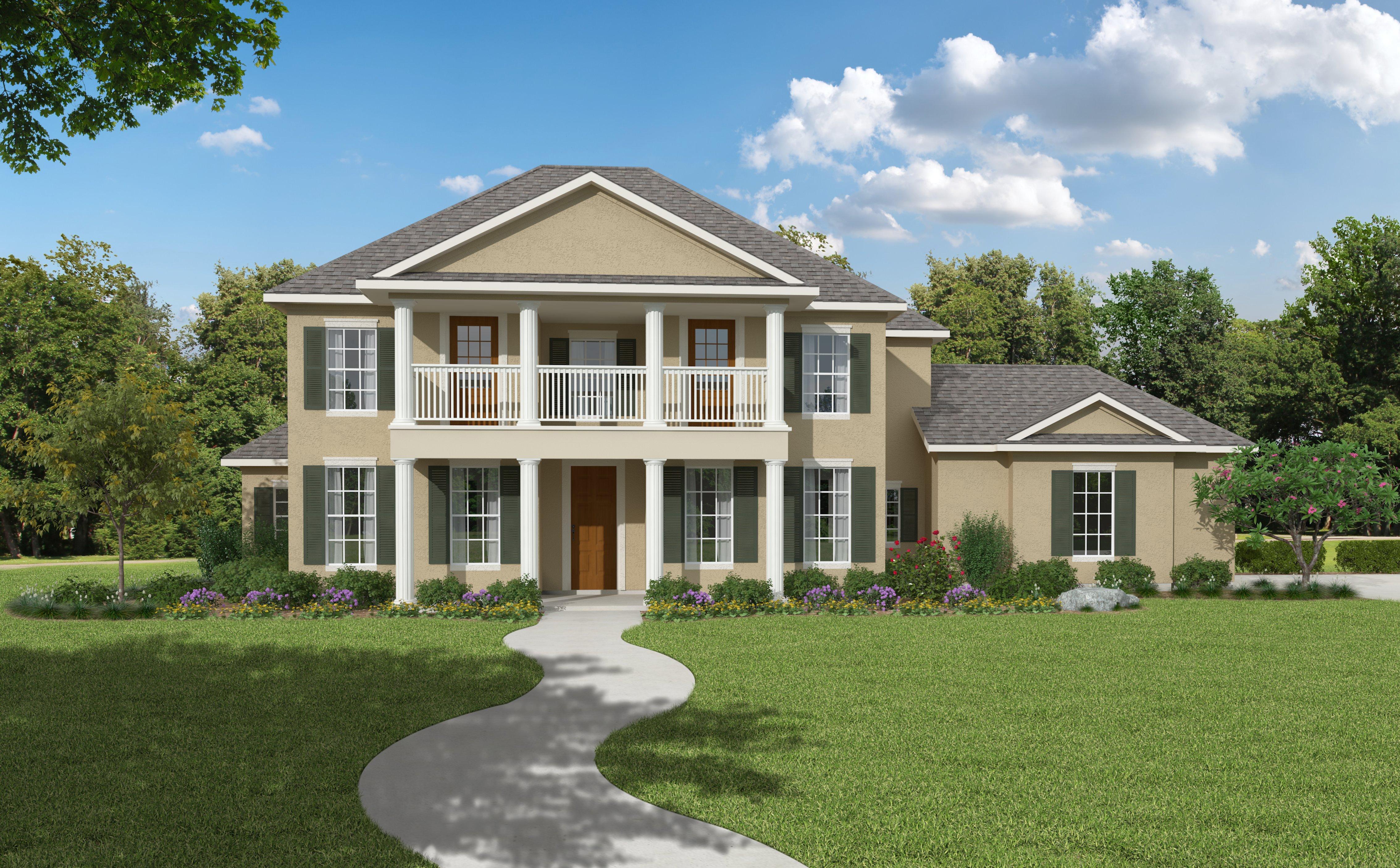 The Winslow –Custom Built Home Plans  Design Tech Homes