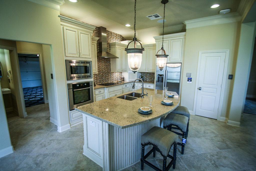 The Timbergrove Design Tech Homes