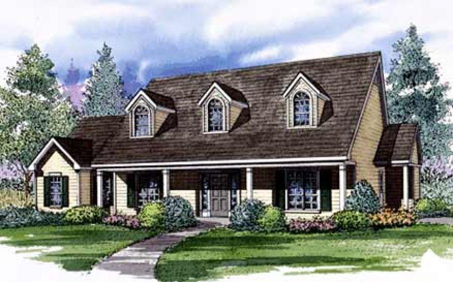 The Tyler Design Tech Homes