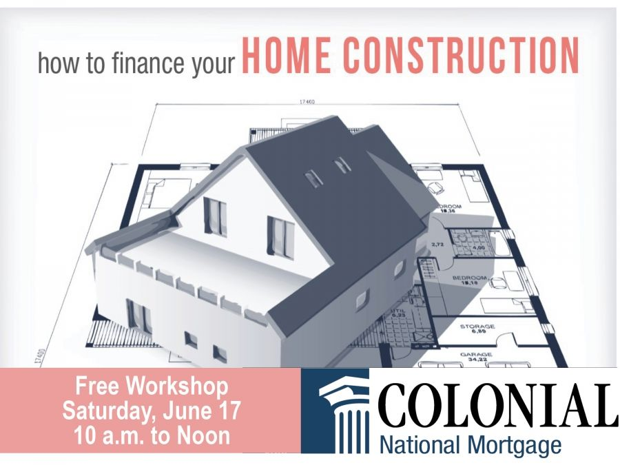 free workshop how to finance your home construction - Home Construction Diagram