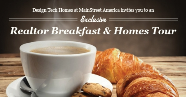 Join DTH for an Exclusive Realtor Breakfast & Homes Tour | July 9th
