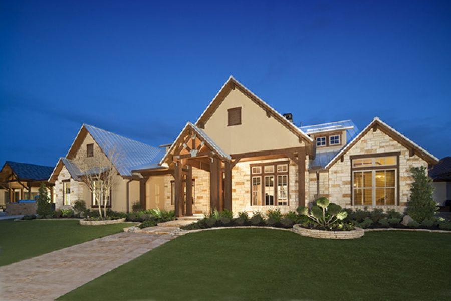The Cross Creek - Design Tech Homes