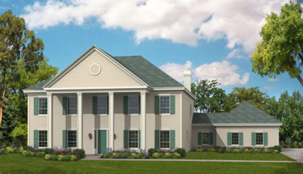 Estate home plans 4000 sq ft floor plans custom homes for 4000 sq ft modular homes