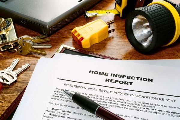 Inspecting the Quality of a Home