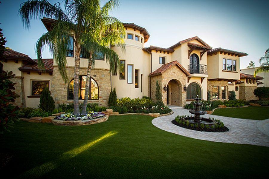 The Villa Lago - Design Tech Homes
