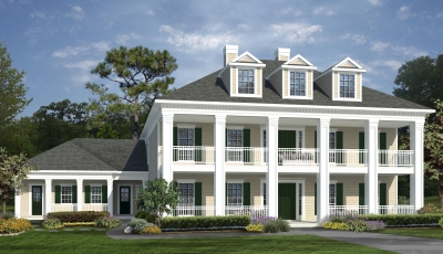 Sq ft house plan 4 bed 3 5 bath 2 5 story the for 4000 sq ft modular homes