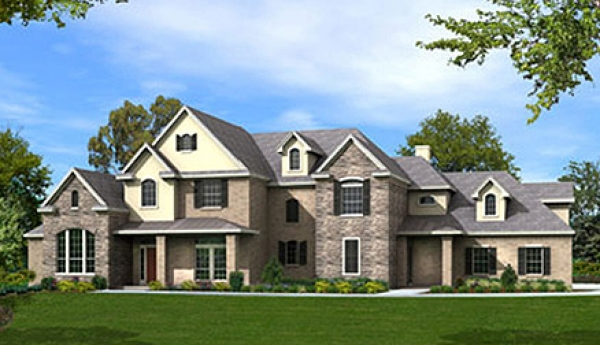 Estate home plans 4000 sq ft floor plans custom homes for 4000 sq ft modular homes