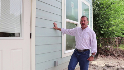 New Home Siding: Design Tech Homes Use HardiePlank – Mondays with Mike