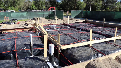 Why a Plastic Vapor Barrier Under Concrete Slab
