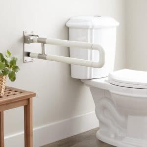 Design your bathroom for a retirement home
