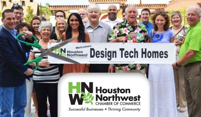Thank You for Joining DTH for the Ribbon Cutting with the Houston NW Chamber of Commerce 1