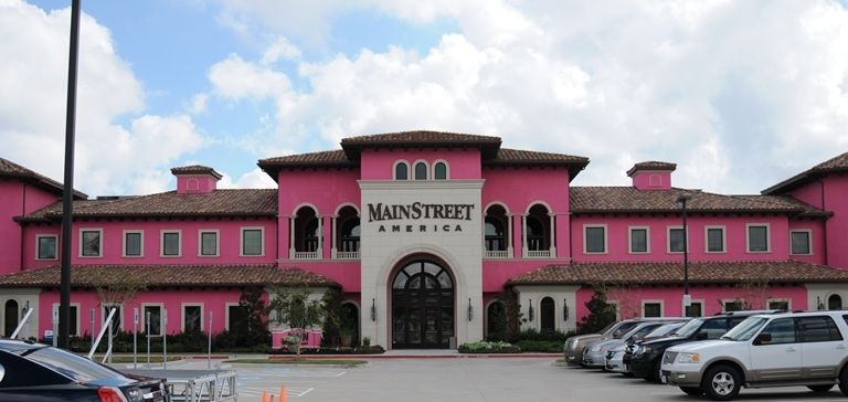 MainStreet America Turns Pink for Breast Cancer Awareness 1