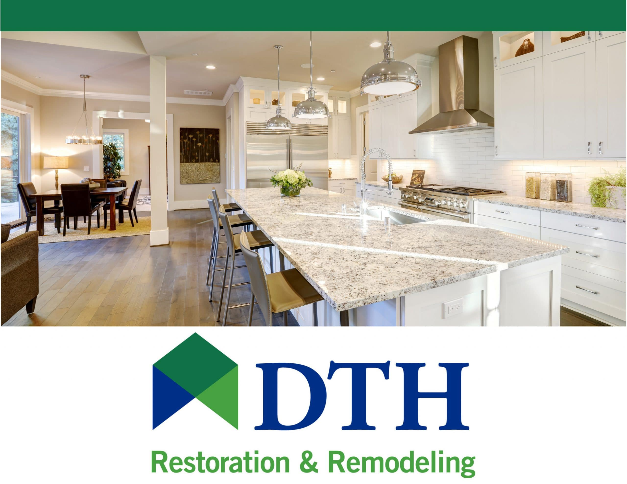 Building, Remodeling, Financing - Three Services from One Source 1