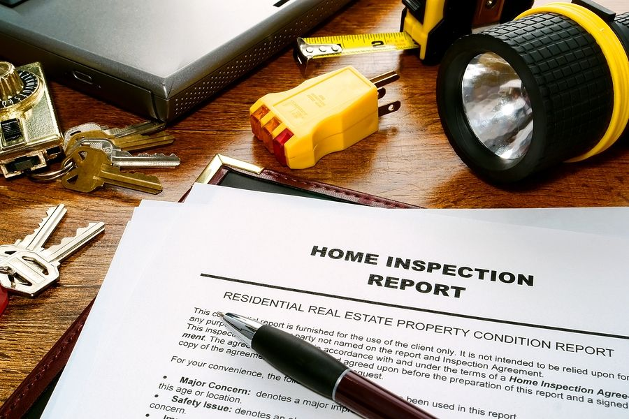 Inspecting the Quality of a Home 1
