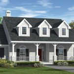 Elevation B - Cottage