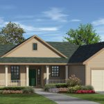 Elevation A - Traditional Siding