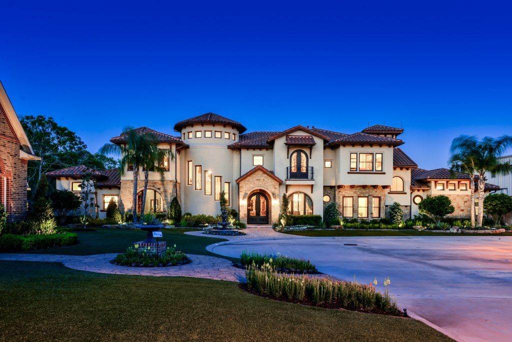THE WOODLANDS, TX, CUSTOM HOME BUILDERS 1