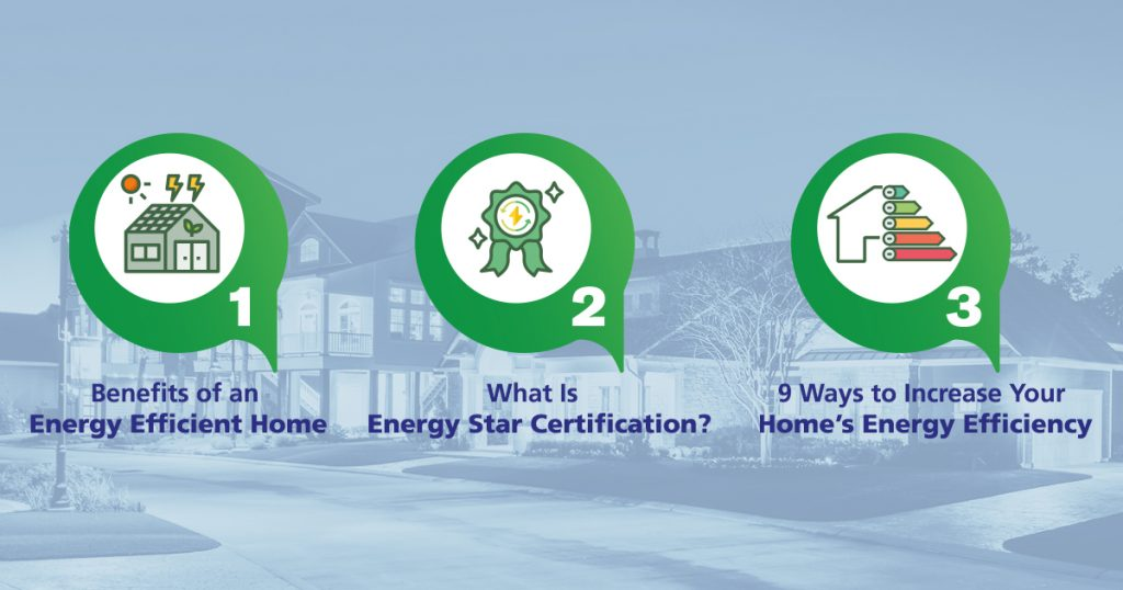 Home Energy Efficiency - Everything You Need for an Efficient Home in 2020 1