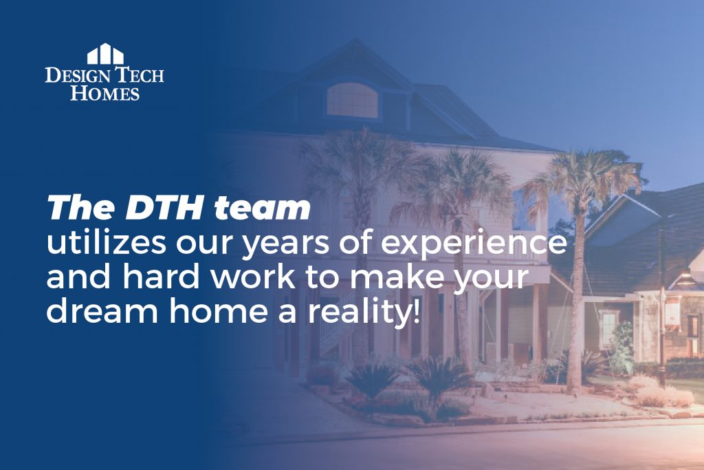 the design tech homes is ready to build your home on your lot!